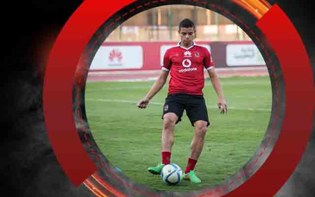 سعد سمير يكتفي بالجري حول الملعب
