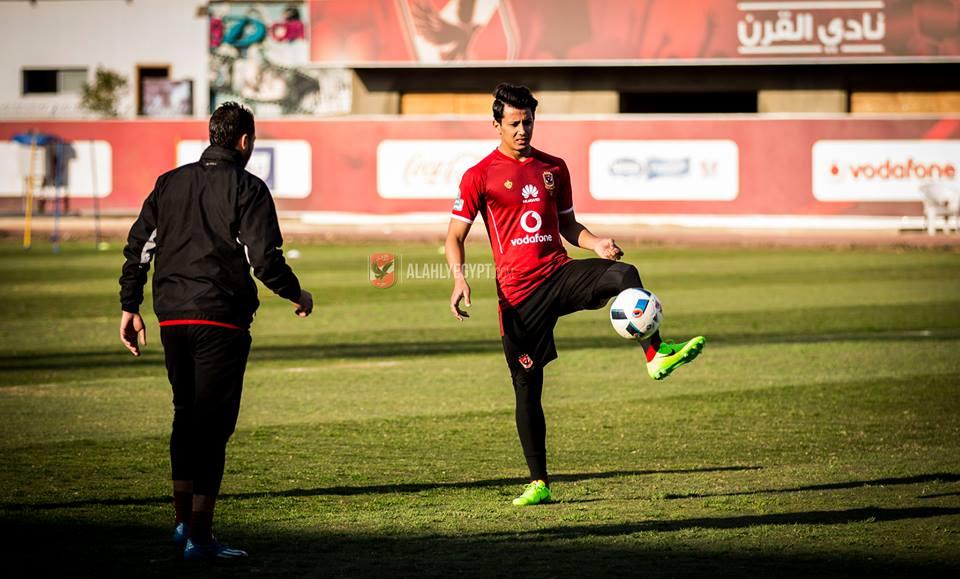 عمرو جمال عن إهدار الفرص: لا أحب الطمع أمام المرمى