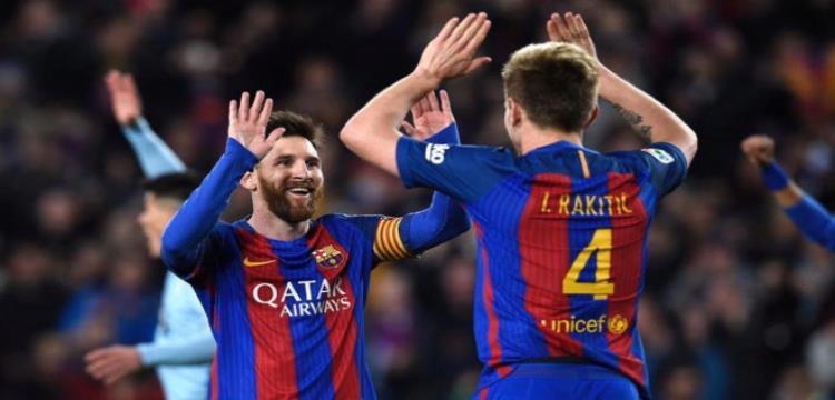 برشلونة يعلن قائمته من اجل لقاء مانشستر يونايتد في دوري ابطال اوروبا