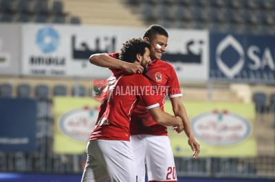 حسام غالى و سعد سمير