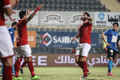 حسام غالى و عمرو جمال