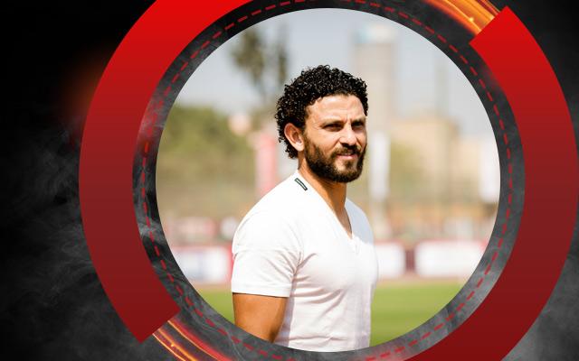 حسام غالي يغيب أسبوعين عن الأهلي