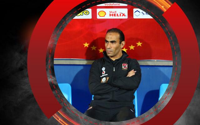 سيد عبد الحفيظ: سنجلس مع اللاعبين ويجب علي الجميع عدم تجاوز الخطوط الحمراء