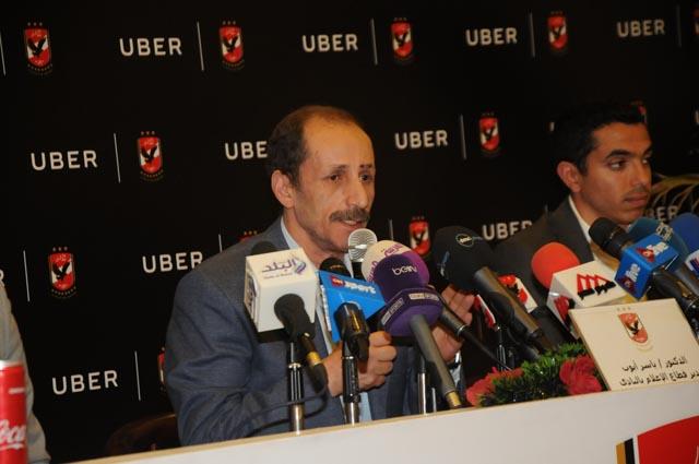 ياسر أيوب: دعوات حضور مباراة بيدفيست مجانية للجمهور