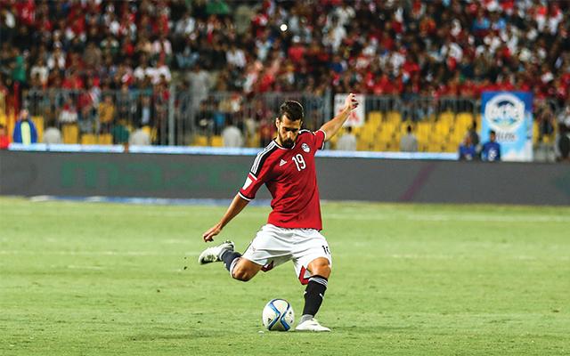 6 لاعبين من الأهلي في منتخب مصر
