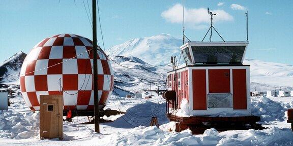 Antarctica Stations