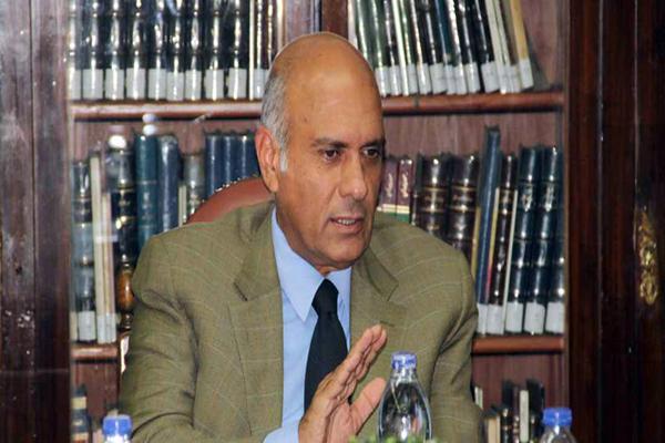 عماد وحيد: الإرهاب الأسود لن ينال من وحدة الشعب المصري