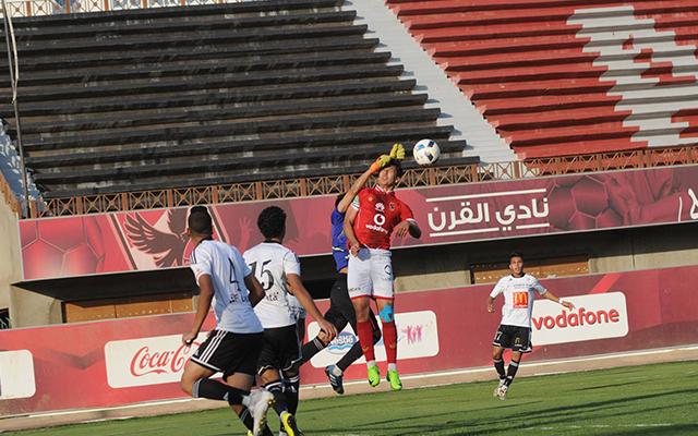 الأهلي يفوز وديًا 3-1 على تليفونات بني سويف