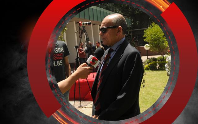 زاهر: مجلس الإدارة يحرص على متابعة قناة الأهلي وتطويرها