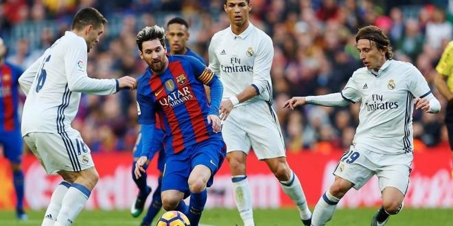 بالفيديو نتيجة مباراة ريال مدريد و برشلونة فى كلاسيكو الارض اليوم