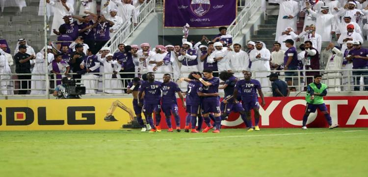 العين الإماراتي يعلن انسحابه من البطولة العربية بالقاهرة