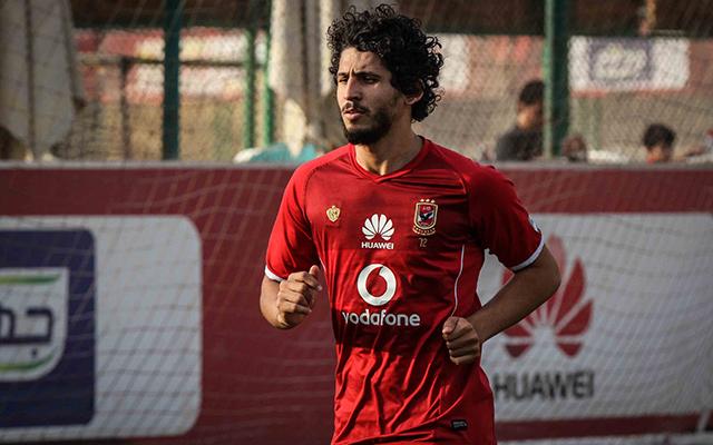 أحمد حجازي يتعافى من الإصابة في العضلة الضامة