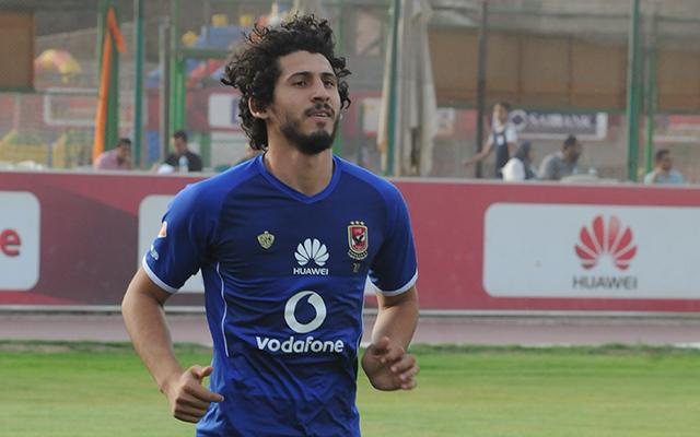 أحمد حجازي يواصل أداء التدريبات التأهيلية