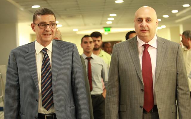 طاهر: زيارة تركي تعمق الروابط بين الأهلي والاتحاد العربي