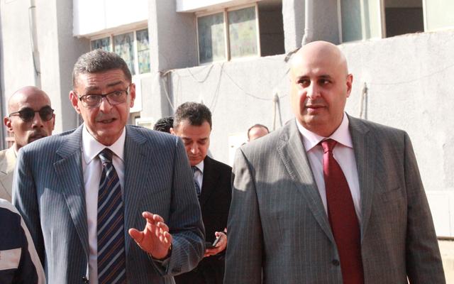 طاهر يبحث مع تركي عودة السوبر المصري السعودي