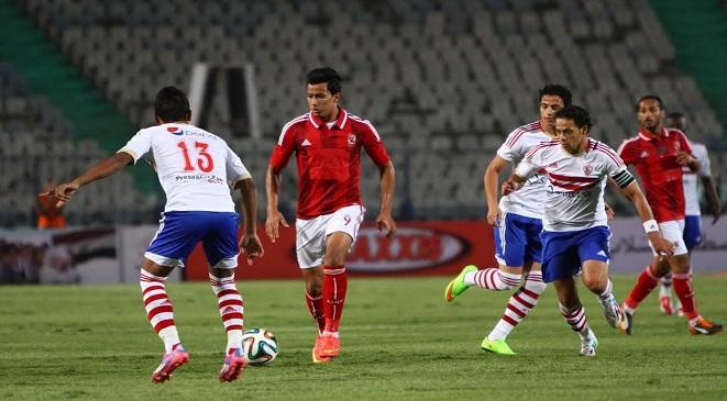 اتحاد الكرة: قمة الأهلي والزمالك بتحكيم مصري