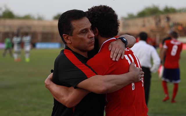 صور مباراة القطن والأهلي فى الجولة 2 من دور المجموعات الأفريقي 0-2