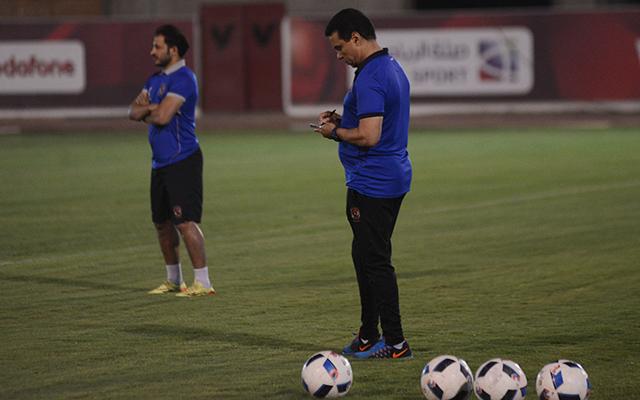 البدري يعلن قائمة الأهلي لمباراة مصر المقاصة