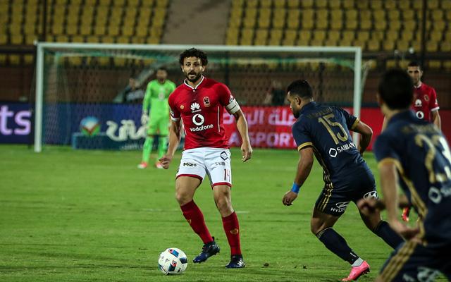 الأهلى يتعادل مع الإنتاج 1-1 في مباراة الكروت الصفراء والحمراء