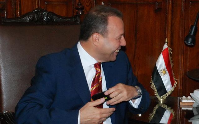 شريف الليثي: الأهلي «سفير» فوق العادة لمصر