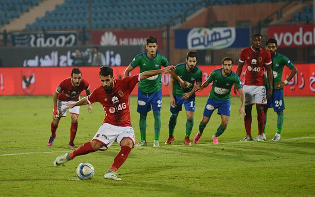 «التاريخ» يدعم الأهلي أمام المقاصة في مباراة «حسْم الدوري»