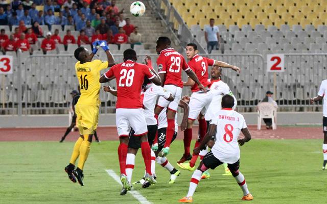 الأهلي يتعادل سلبيًا أمام زاناكو في مباراة الكرات المقطوعة و العقم التدريبى