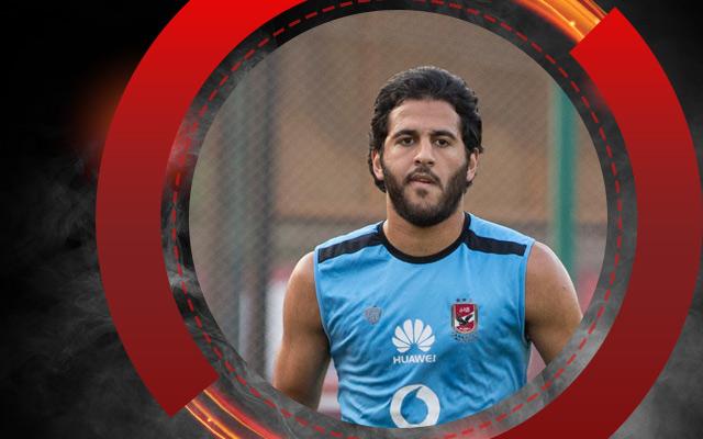 موقف مروان محسن من المشاركة في مباراة الأهلي و الرجاء