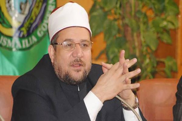 وزير الأوقاف يلقي خطبة الجمعة بـ«أهلي مدينة نصر» بحضور «طاهر»