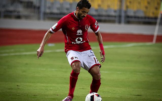طبيب الفريق: «باسم علي» يعاني من إجهاد خفيف بالسمانة