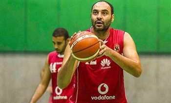 اعتزال طارق الغنام كابتن النادي الأهلي في كرة السلة