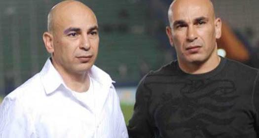 فيديو ابراهيم حسن و مرتضى يتبادلان الردح