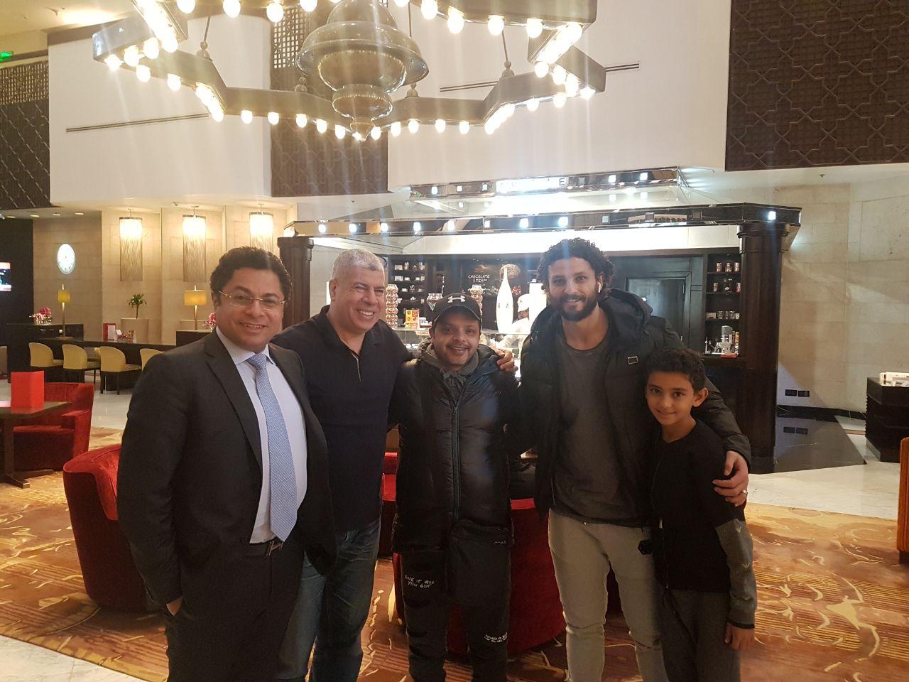 مبادرة من اجل عودة الكابيتانو حسام غالي الى منتخب مصر