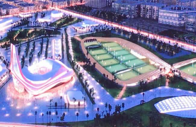 تفاصيل مشروع القرن استاد النادي الأهلي الجديد