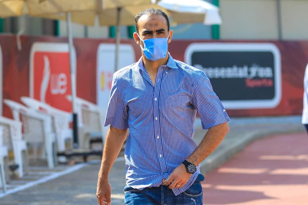 سيد عبدالحفيظ يعقد جلسة مع طبيب الفريق، و يكشف خطة عودة و إستعداد الفريق بدنياً
