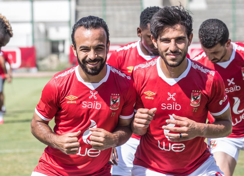 نتيجة عينة كورونا الجديدة لحمدي فتحي لاعب الأهلي