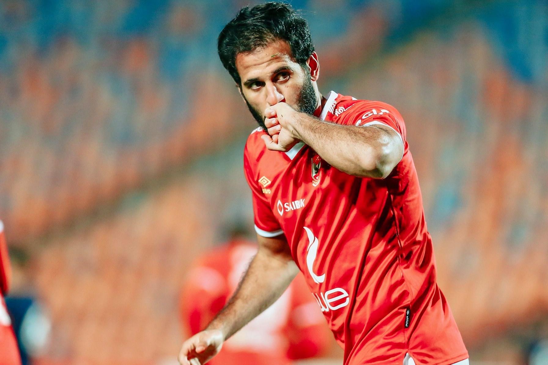 مروان محسن يستعيد البريق أمام الجونة و يهدي الأهلي الثلاث نقاط