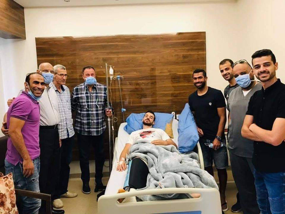 سيد عبدالحفيظ يكشف آخر تطورات إصابة محمود متولي