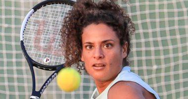 ميار شريف بطلة التنس المصرية : الأهلي بيتي