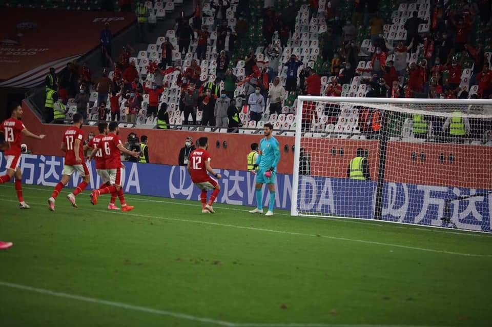 الأهلي المونديالي يهزم بطل امريكا الجنوبيه و يفوز ببرونزية كأس العالم للأندية