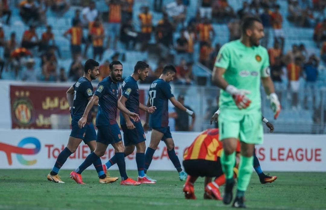 الاهلي يفوز علي الترجي في رادس و يضع قدم في النهائي