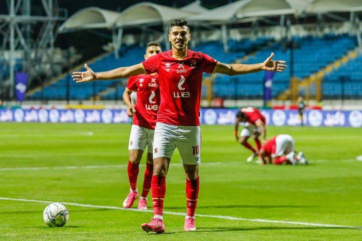 محمد شريف يقترب من كسر رقم قياسي