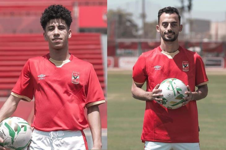 رسميا…عودة أحمد عبدالقادر و عمار حمدي لصفوف المارد الأحمر