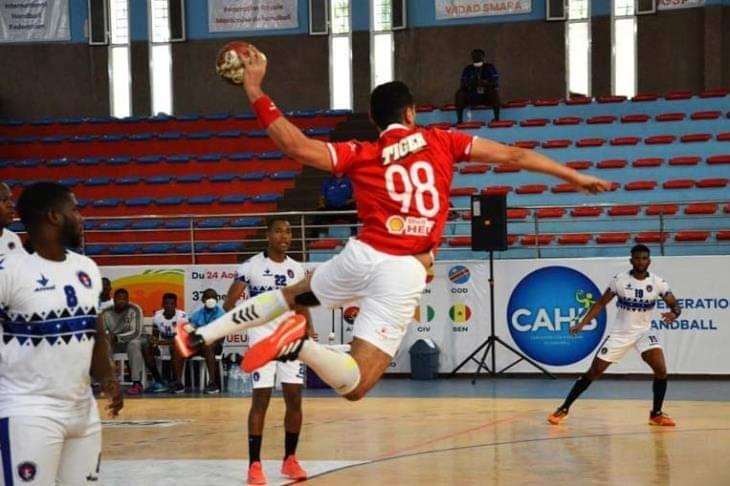 الأهلي بطلا لكأس الكؤوس الإفريقية لكرة اليد